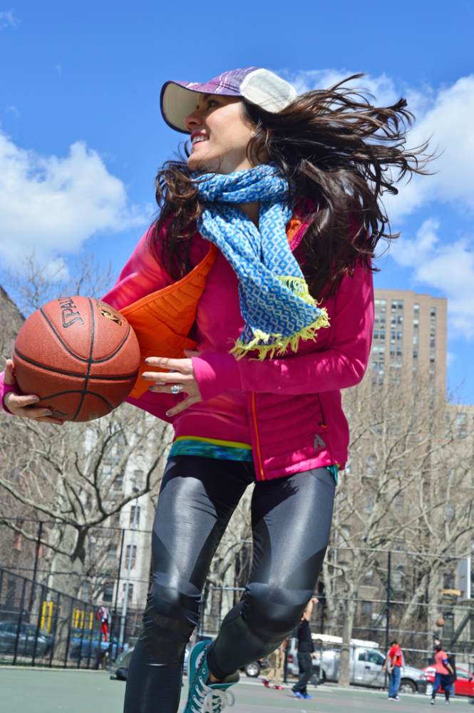 Hoop Dreams! Get your gear on! http://nycpretty.com/2013/04/10/hoop-dreams/