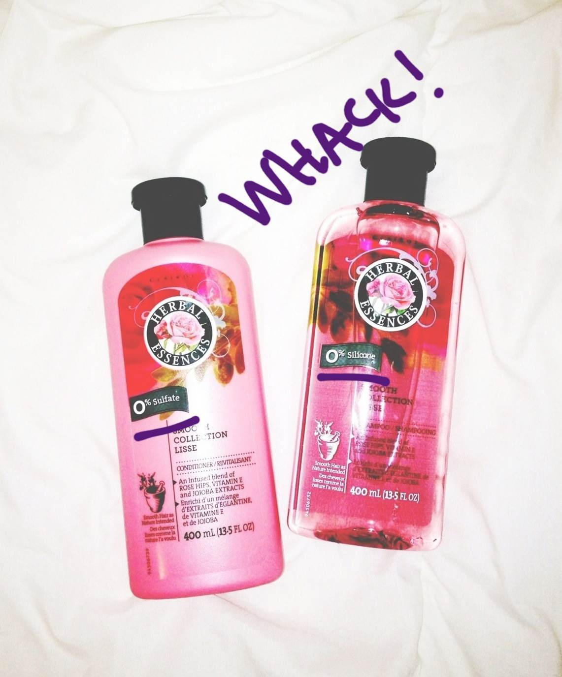 duped by herbal essences