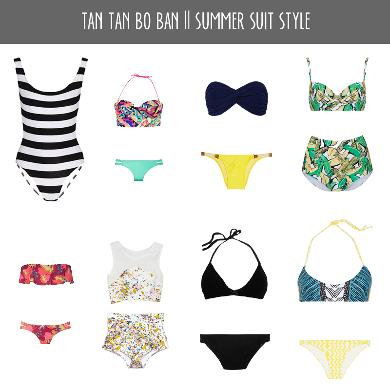 Tan Tan Bo Ban | Summer Suit Styles