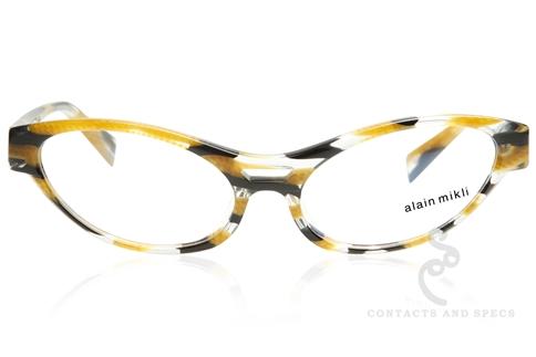 Designer Eyeglass Frames Chicago : Alain Mikli Eyewear AL1215, Designer Alain Mikli ...