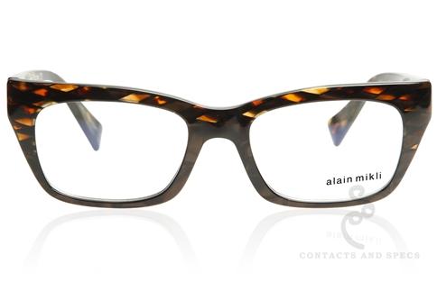 Designer Eyeglass Frames Chicago : Alain Mikli Eyewear AL1210, Designer Alain Mikli ...