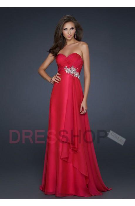 Nature inspired prom dresses