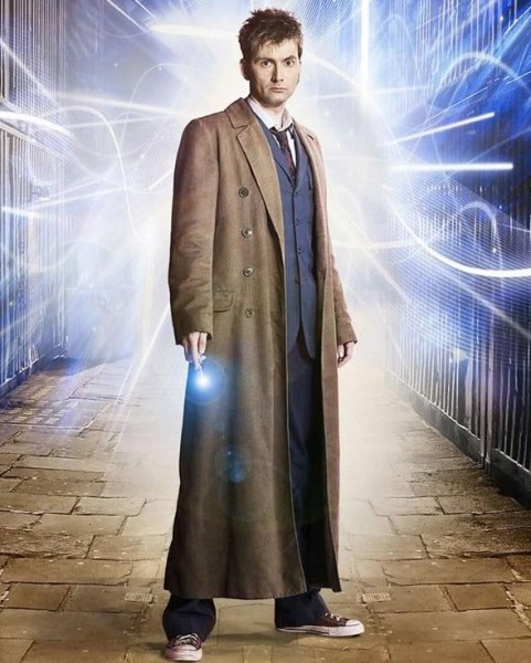 Tenth Doctor Who Coat | StyleCaster