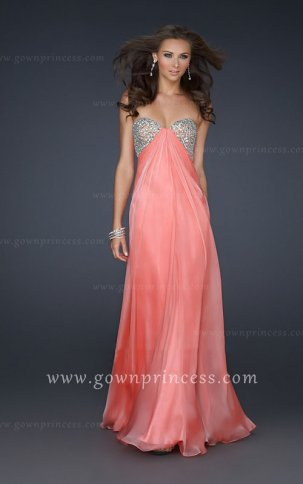 Cheap flowy homecoming dresses