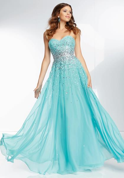 Cheap turquoise and silver dresses