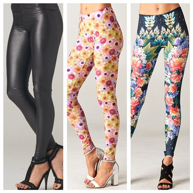 LEGGINGS! GET IT AT WWW.SHOPPUBLIK.COM