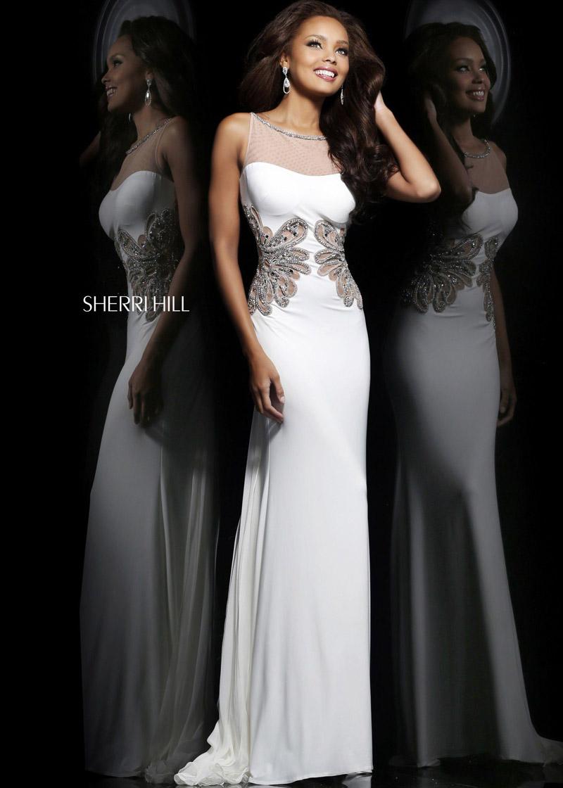 Evgen fashion blog: Elegant evening dress image