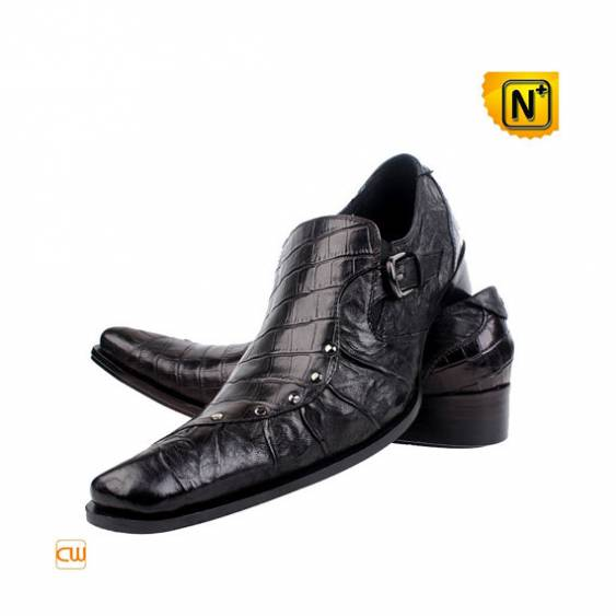 Genuine full grain cowhide leather dress shoes for men, best quality