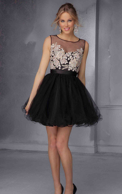 Short Party Dresses Images - Boutique Prom Dresses
