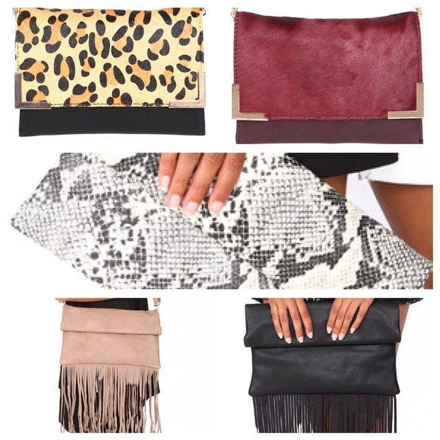 NEW CLUTCHES AND OTHER ACCESSORIES JUST ARRIVED! WWW.SHOPPUBLIK.COM