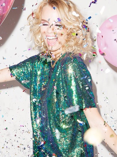 GET YOUR HANDS ON OUR IRIDESCENT SEQUIN DRESS! WWW.SHOPPUBLIK.COM