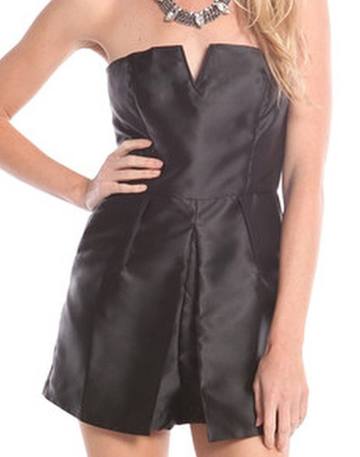 SATIN PLEATED ROMPERS IN 3 COLORS WWW.SHOPPUBLIK.COM