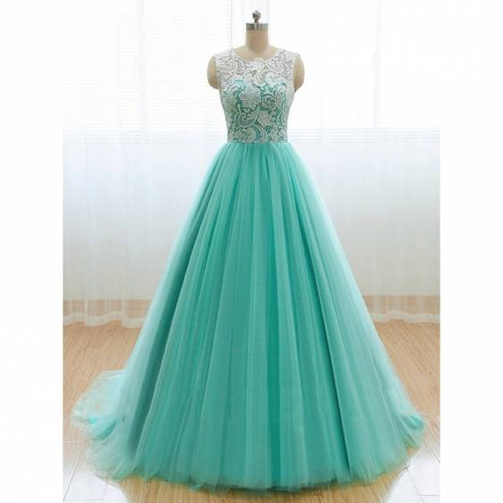 mint prom dress lace prom dress long prom stylecaster