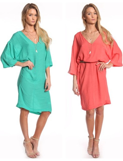 OVERSIZE TUNIC DRESS WWW.SHOPPUBLIK.COM
