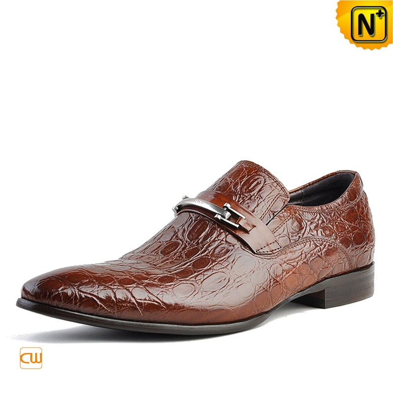 ottawa mens dress shoes brown slip on shoes stylecaster