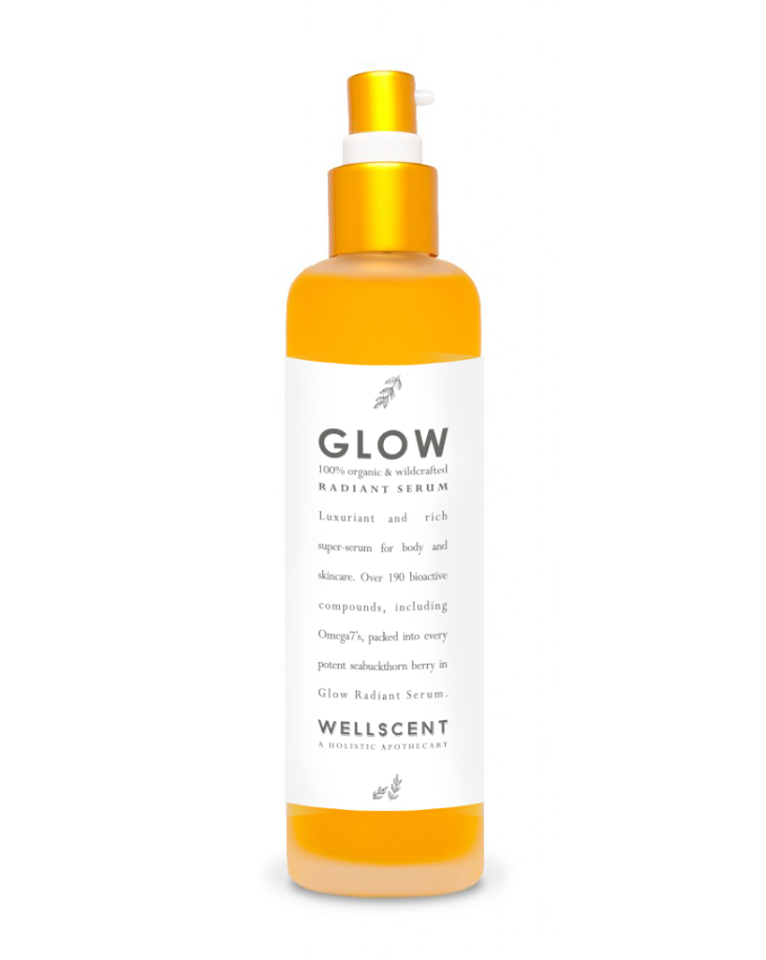 Well Scent Glow Radiant Serum
